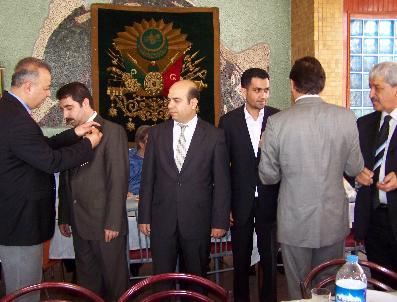 İBRAHIM KARAYIĞIT - Mhp'den 'Püskevit'li Toplantı