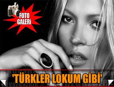 SİGMUND FREUD - Kate Moss: 'Türkler lokum gibi'