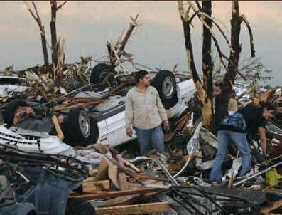 JOPLIN - Kasırga'da ölü sayısı 89'a yükseldi