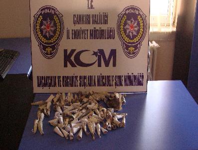 Çankırı'da Uyuşturucu Ve Kaçak Sigara Operasyonları