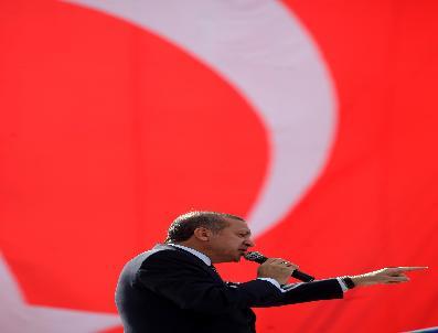 KANAL İSTANBUL - Başbakan Erdoğan: Siz Ne Zaman Kasaları Dolu Gördüyseniz Hep Boşalttınız