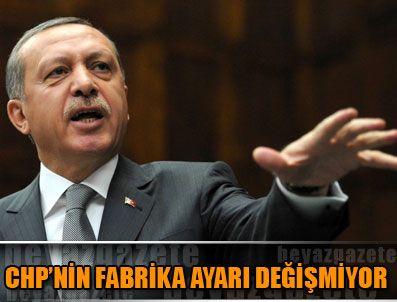 KANAL İSTANBUL - Erdoğan'dan CHP'ye yaylım ateşi