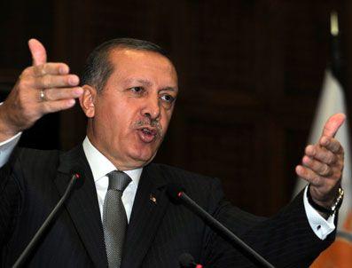 KANAL İSTANBUL - Erdoğan TUSKON toplantısında konuşuyor
