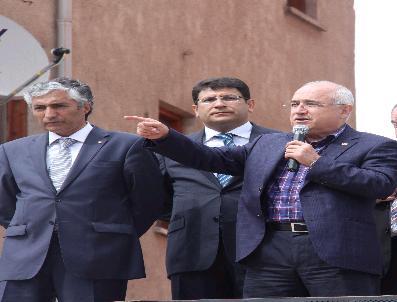 Devlet Bakanı Ve Başbakan Yardımcısı Çiçek, Çankırı'da (2)