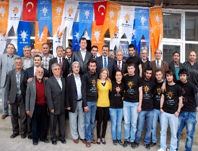 Samani Ve Şahin'in Seçim Çalışmaları