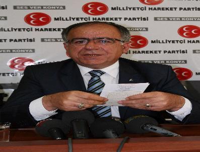Mhp Konya Milletvekili Adaylarından Toplantı