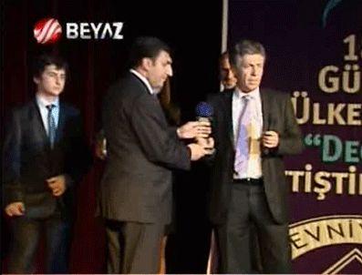BÜLENT EMİN YARAR - Beyaz TV yılın en iyi çıkış yapan kanalı seçildi