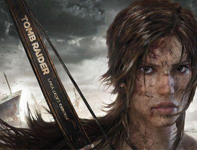 TOMB RAIDER - Tomb Raider Lara Croft Reborn'a yeni video