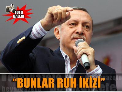 KANAL İSTANBUL - Başbakan Erdoğan Kızılçeşme - İstanbul mitinginde halka seslendi