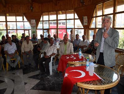 Mhp Genel Başkan Yardımcısı Faruk Bal: