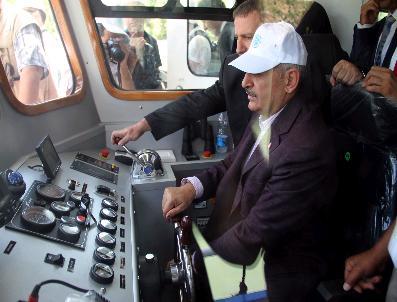 Bakan Yıldırım'ın Erzincan Ziyareti