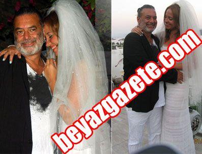 BIRICIK SUDEN - Ali Taran ve Ayşe Özyılmazel düğününden çok özel görüntüler