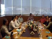 Çalışma Ve Sosyal Güvenlik Bakanlığı İş Müfettişleri İle Toplantı