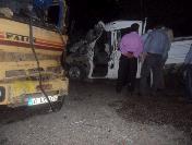 Dursunbey'de Trafik Kazası: 2 Yaralı