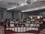 Gazeteciler İl Genel Meclisi'nde Kore Gezisini Değerlendirdi
