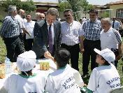 Kayseri Şekerspor'Da Yaz Spor Okulları Başladı