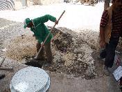 Kilis Belediyesi'nden Rögar Kapağı Hırsızlarına Karşı Tedbir