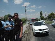 Kırşehir'de Yakalanan Conolar Dikkat Çekmemek İçin Lüks Otomobillere Binmiş
