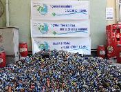 Kütahya'da 250 Bin Adet Atık Pil Toplandı