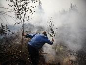Moskova Bataklık Yangın