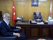 Müsiad, Cumhuriyet Başsavcını Ziyaret Etti
