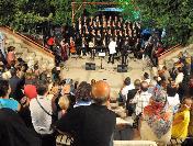 Nilüfer'de Türk Sanat Müziği Rüzgarı