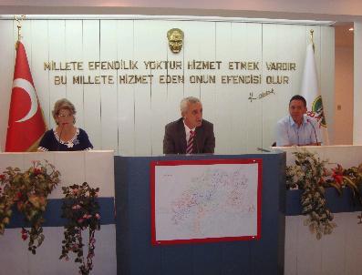 BİYOGAZ - Ödemiş Belediye Meclisi Yaz Tatiline Girdi