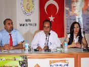Tarım İl Müdürlüğü 3. Bav Toplantısı Yapıldı