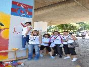 Trabzonlular'In Kadın Sanatçılara Trabzonspor Amblemi Dayatması