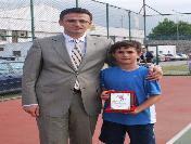Vezirköprü'de Tenis Turnuvası