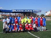Zafertepeçalköyspor Şampiyon