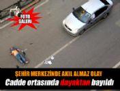 Zonguldak'ta akıl almaz olay