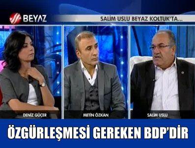 'Özgürleşmesi gereken Öcalan değil, BDP'dir'