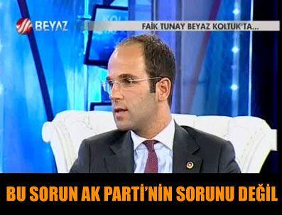 'Bu sorun AK Parti'nin sorunu değil, Türkiye'nin sorunu'