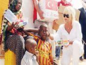 Şarkıları Somali için söyleyecekler