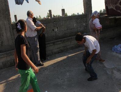 GÜLER ASLAN - Adana'ya Çobanlık Yapmaya Gelen Babanın İki Çocuğu Yıkılan Direğin Altında Öldü