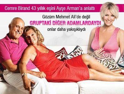 PAVAROTTI - Ayşe Arman, Mehmet Ali Birand'la röportaj yaptı