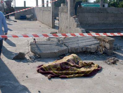 GÜLER ASLAN - Çöken Duvarın Altında Kalan 2 Çocuk Öldü