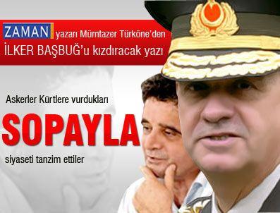 ŞÜKRÜ ELEKDAĞ - Mümtazer Türköne'den İlker Başbuğ'u kızdıracak yazı