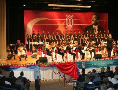 ATILLA ERIŞ - Muğla Üniversitesi Yeni Akademik Yıla Start Verdi