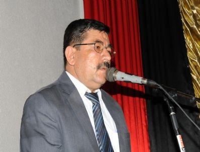 MIKAIL ASLAN - Tarsus Muhtarlar Derneği Başkanı Özcan Güven Tazeledi