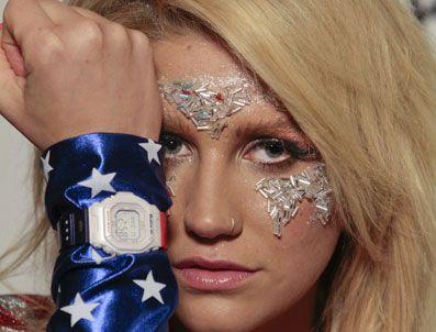 KESHA - Kesha imzalı Baby-G saat