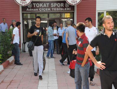 Tokatspor'da 18 Futbolcu Kenti Terk Etti