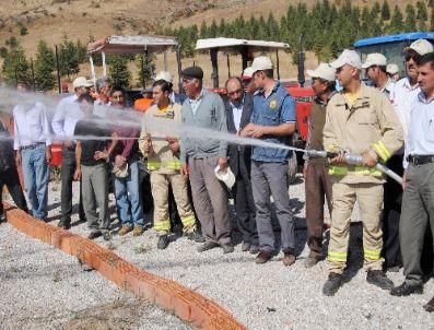 DAVULGA - 2 Belde ve 18 Köye Su Tankeri Verildi