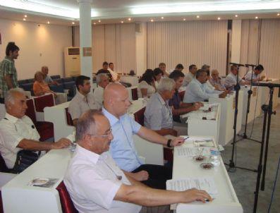 BİYOGAZ - Ödemiş Belediye Meclisi Tatilin Ardından Yeniden Toplandı