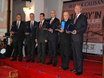 MITHAT BEREKET - Hatay'ın En'leri Ödüllerini Aldı