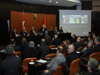 KAYHAN KAVAS - Ortak Akıl Toplantısı Yapıldı