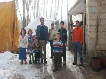 ABDURRAHMAN ÇELEBI - Ailesine Bakabilmek İçin Okuldan Ayrıldı