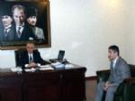 ABDULLAH KARAKUŞ - Ak Parti Merkez İlçe Yönetimi Vali'yi Ziyaret Etti