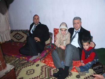 ABDURRAHMAN ÇELEBI - Patnos Kaymakamlığı, Çelebi Ailesine Yardım Eli Uzattı